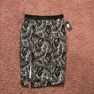 Jessica Simpson Black lace skirt.  NWT!